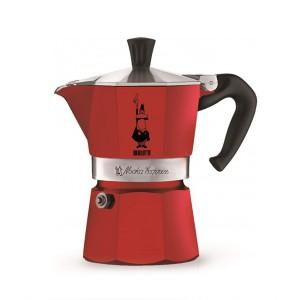 Bialetti Moka Pot Express 3 Cup Kırmızı