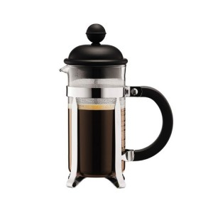 Bodum Caffetiera French Press 3 Cup 0.35 L (Siyah)