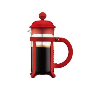 Bodum Java French Press 3 Cup 0.35 L (Kırmızı)